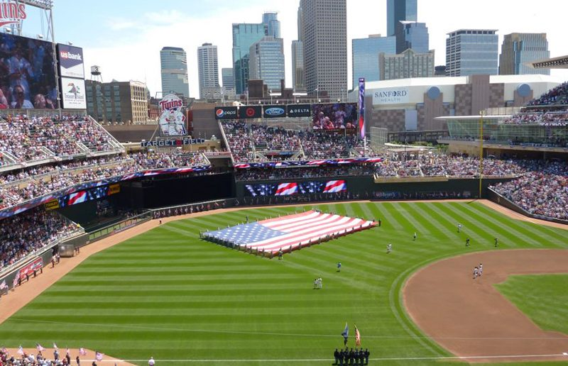 photo of Target Field